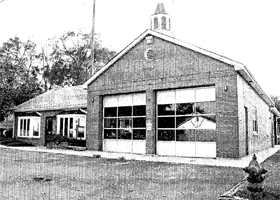 First Fire Station